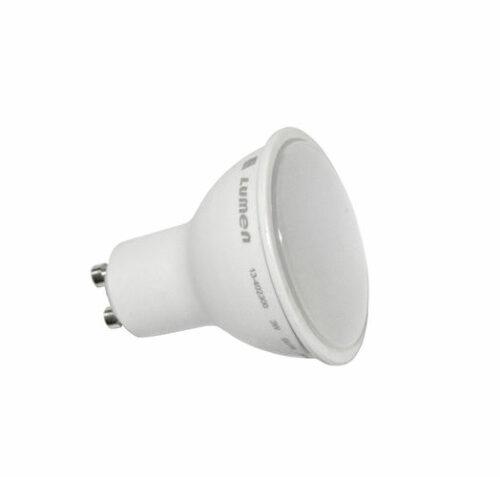 Lambda  Alpha  Mu  Pi  Alpha  LED GU10 3W 230V 105 deg  6200K ADELEQ