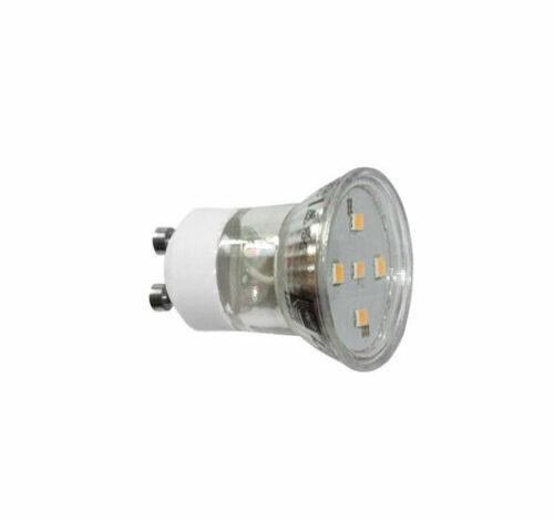 Lambda  Alpha  Mu  Pi  Alpha  LED GU10 MR11 2W 230V 105 deg  3000K ADELEQ