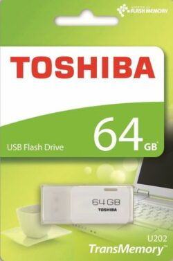 ΣΤΙΚΑΚΙ USB FLASH DRIVE TOSHIBA 16GB